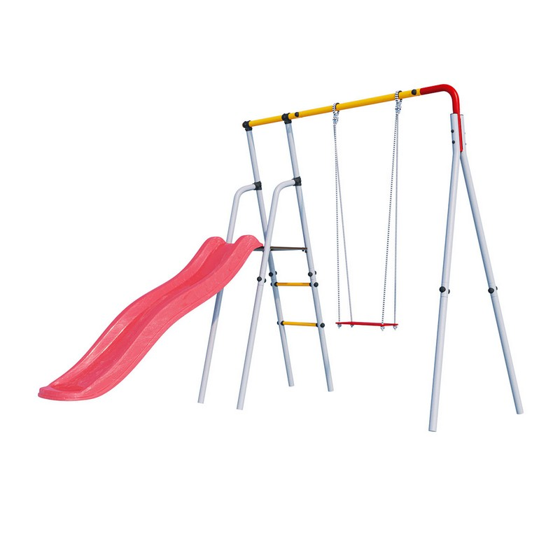 Купить Дачный комплекс Лето Romana R 103.01.01, Детские спортивные комплексы, площадки