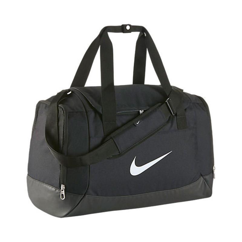 Спортивная сумка Nike Club Team Swoosh Duffel - Small BA5194-010 nike бейсболка nike team club cap 646398 010