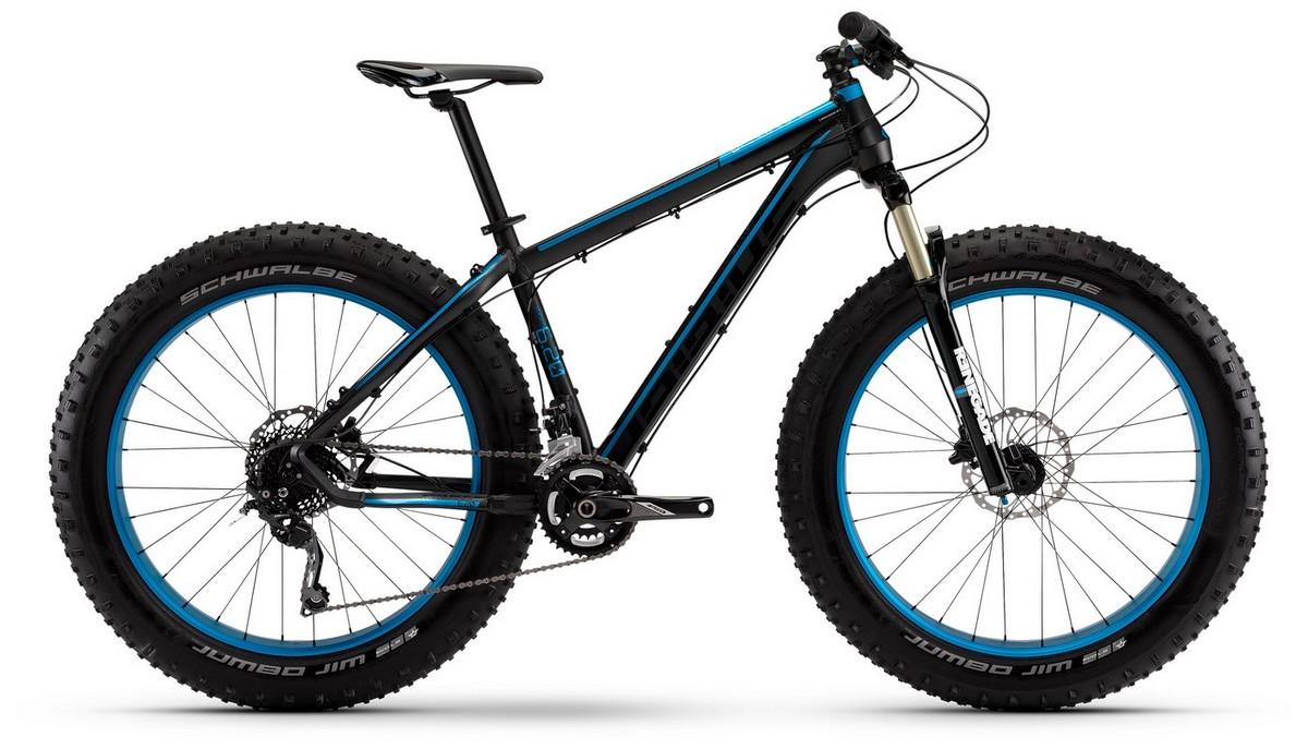 Велосипед Haibike (2016) Fatcurve 6.20