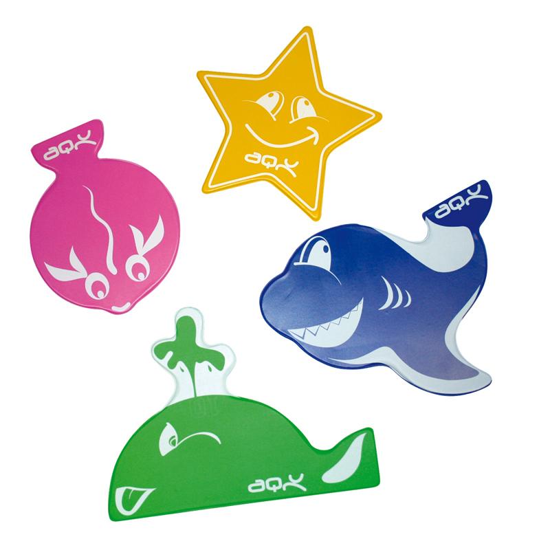 Набор из погружающихся обитателей моря Diving sea creature Aqquatix AEB 0309