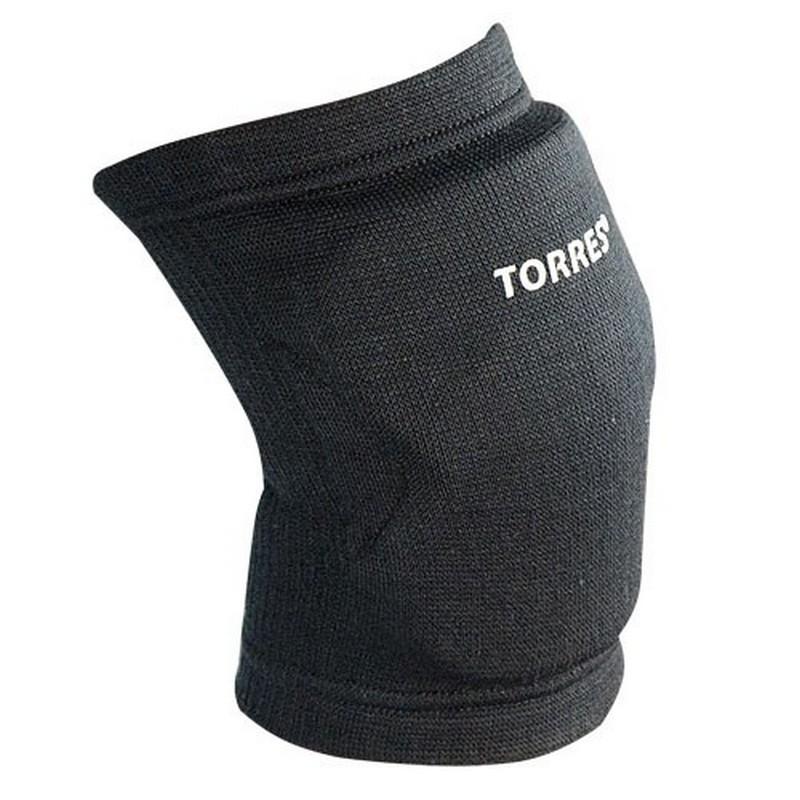 Наколенники спортивные Torres Light черный