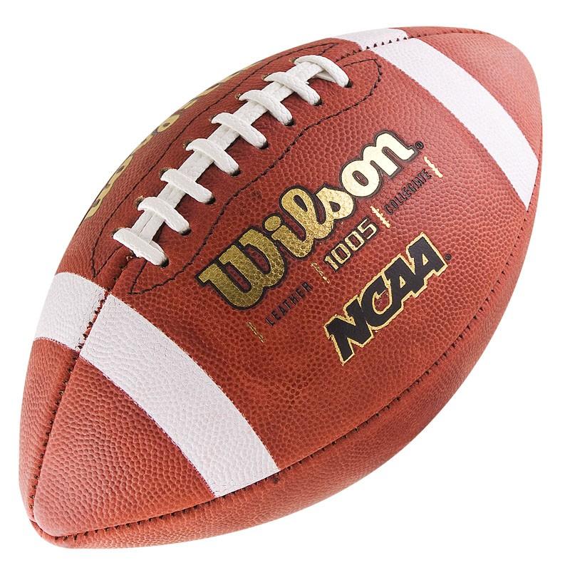 Мяч для американского футбола Wilson NCAA Traditional WTF1005