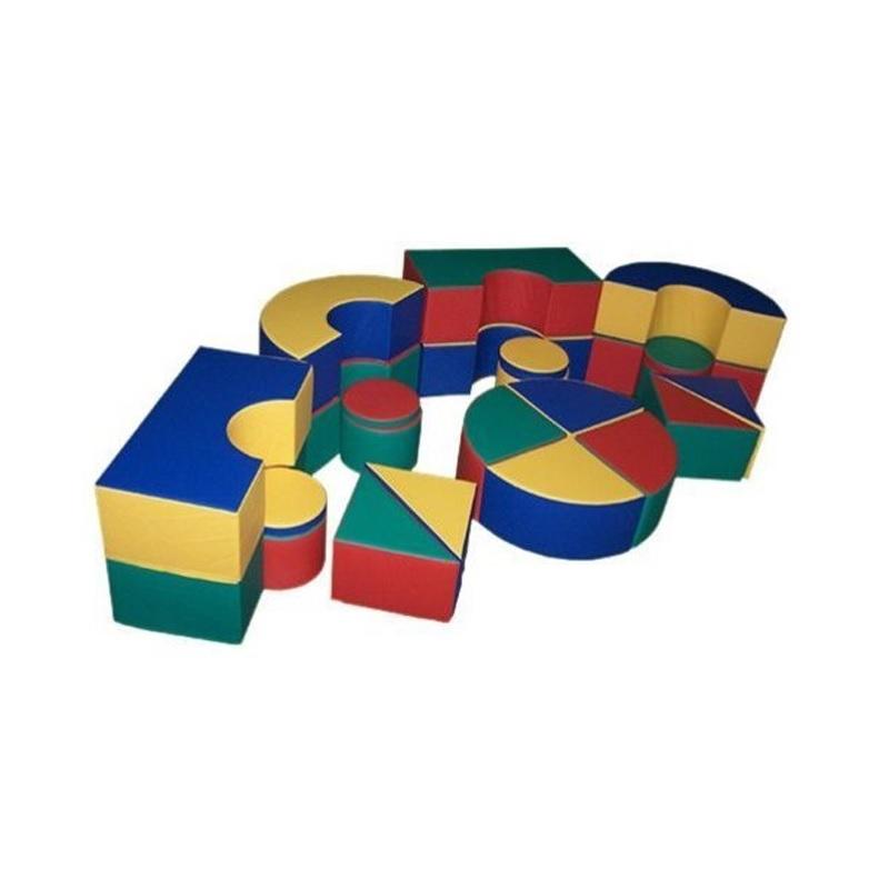 Купить Игровой модуль Трансформер Своя компания (24 элемента) Dinamika ZSO-002044,
