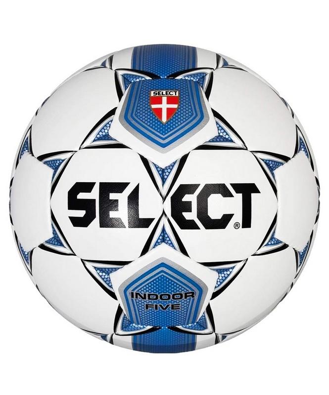 Мяч футзальный Select Indoor Five 2015 852708 мяч футзальный select futsal talento 11 852616 049 р 3