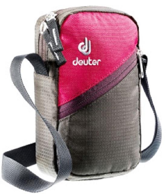 Сумка на плечо Deuter Shoulder bags Escape I raspberry-coffee