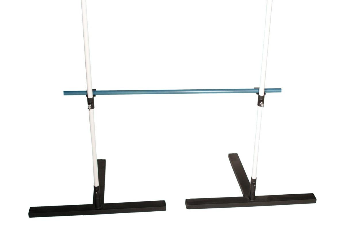 Купить Стойка для прыжков в высоту h-2м ФСИ со шкалой, комплект 2шт 8875,