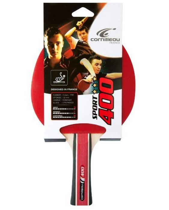 Ракетка для настольного тенниса Cornilleau Sport 400 Gatien ракетка для настольного тенниса start line level 100 60 213