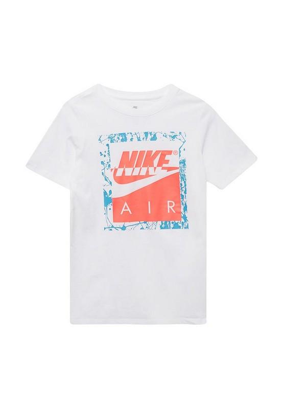 Майка Nike B NSW Tee Air 180 943336-100 roma nike футболка nike roma tee crest 888804 613