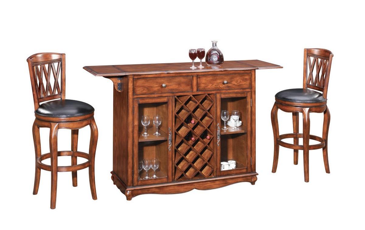 Купить Барный стол Norman (на колесах) 99.903.00.4, NoBrand