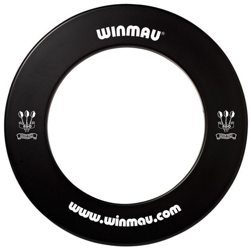 Защитный круг Winmau Dartboard Surround черный