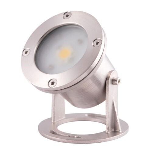 Купить Прожектор LED AquaViva 1led 7W 12V RGB для фонтана,