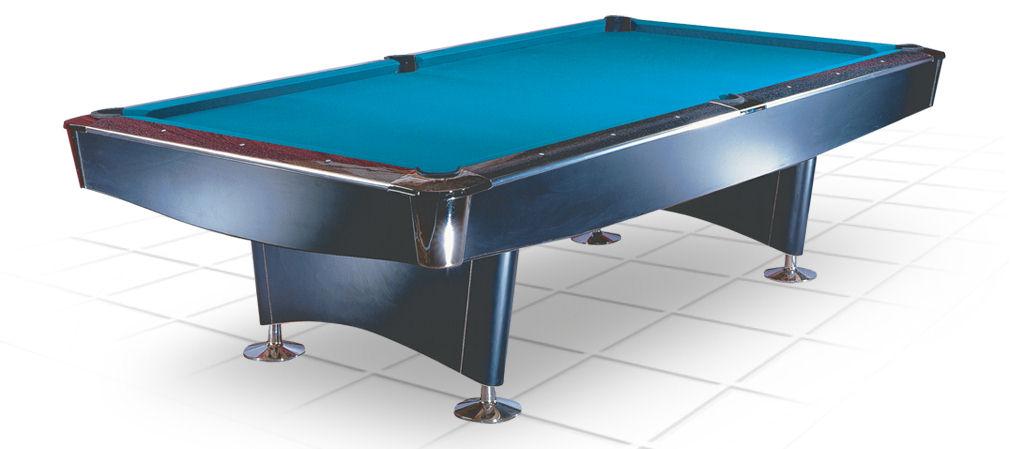 Купить Бильярдный стол пул Weekend Reno 9 ф (черный) 55.048.09.5, Billiard Company