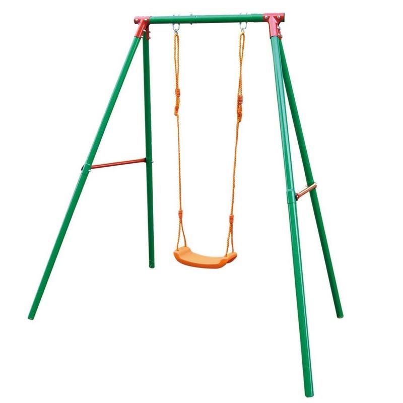 Купить Качели детские одноместные DFC SSN-02, Качели для улицы
