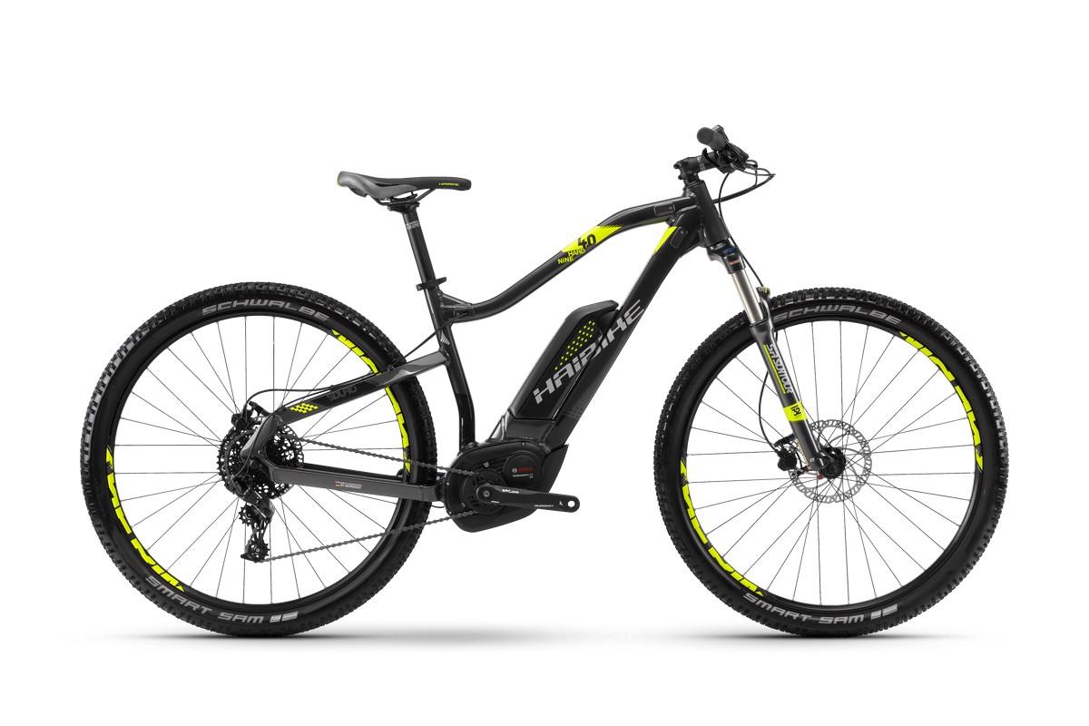 Электровелосипед HaiBike Sduro HardNine 4.0 500Wh 11s NX (2018)