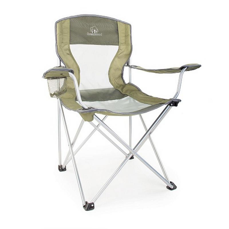 Кресло складное Greenwood FC-03 зеленый