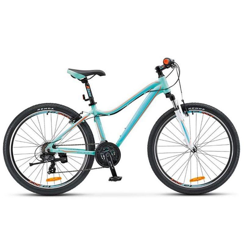 Купить Велосипед Stels Miss-6000 V V020 Бирюзовый (LU086304) 22615,