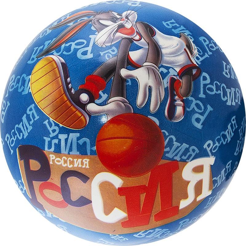 Купить Мяч детский Palmon Looney Tunes WB-LT-014 D=23 см, синий, Детские мячи