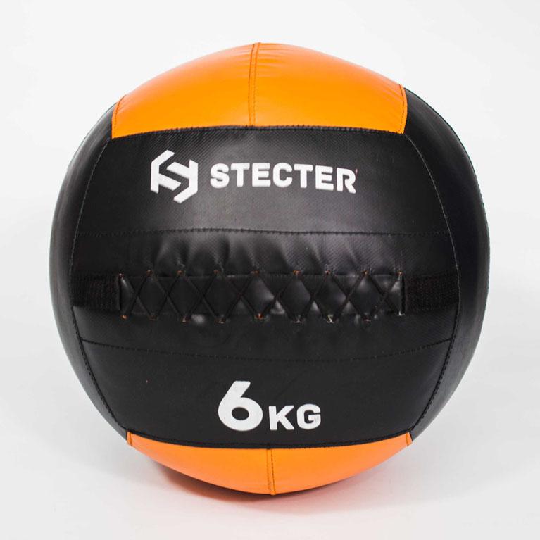 Купить Медбол Stecter 6 кг 2209,