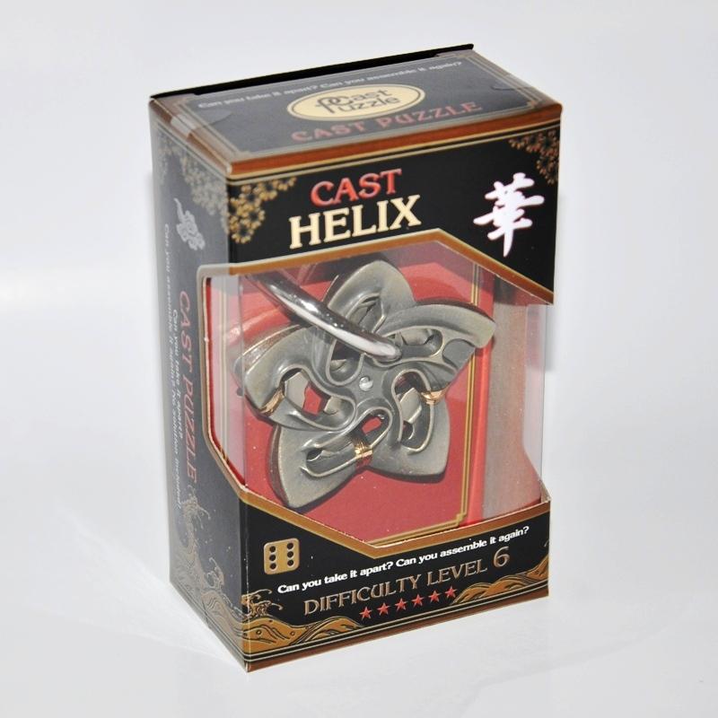 Купить Головоломка Хеликс******/ Cast Puzzle Helix******, NoBrand