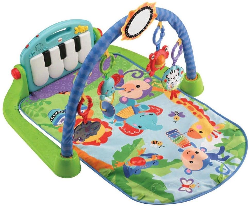 Игровой коврик Parkfield Мелодия 81537 fisherprice развивающий коврик пианино