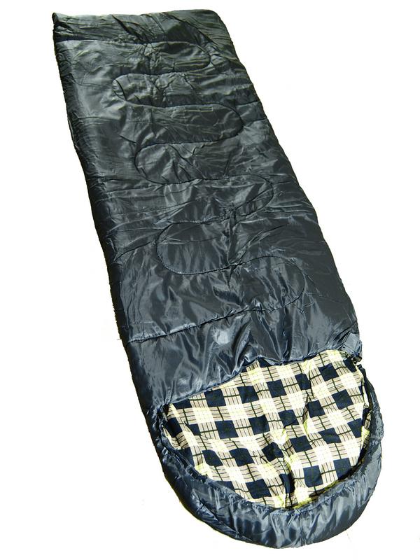 Спальный мешок X-Line Blaze (1х350G/m2 Холлофайбер, -4 ~ 11*C) SS005