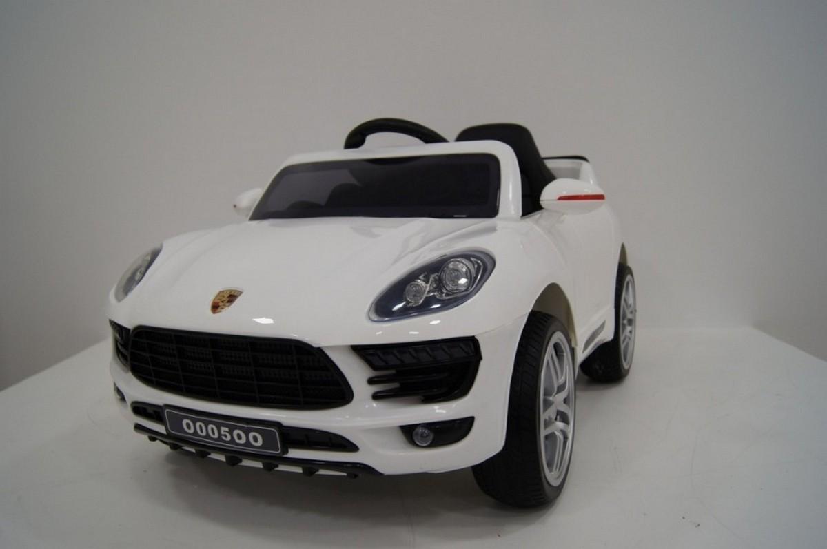 Электромобиль RiVeRtoys Porsche Macan O005OO VIP с дистанционным управлением