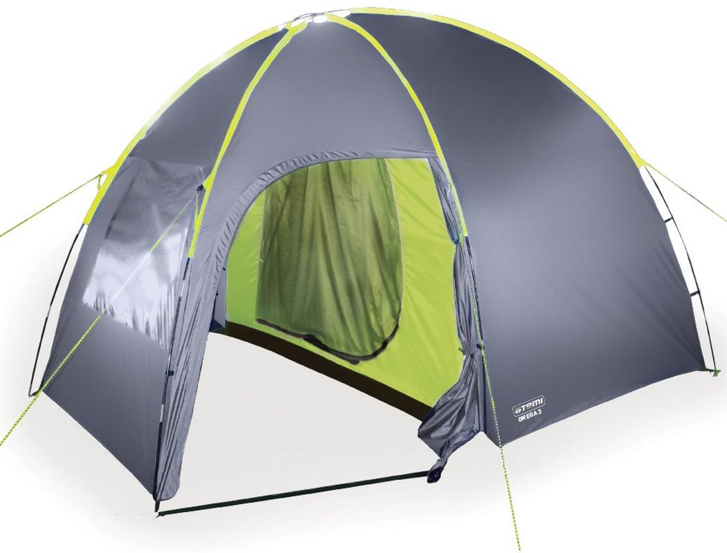 Палатка 3-м Аtemi Onega 3 CX