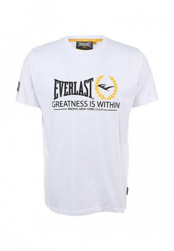 Футболка Everlast Greatness белый