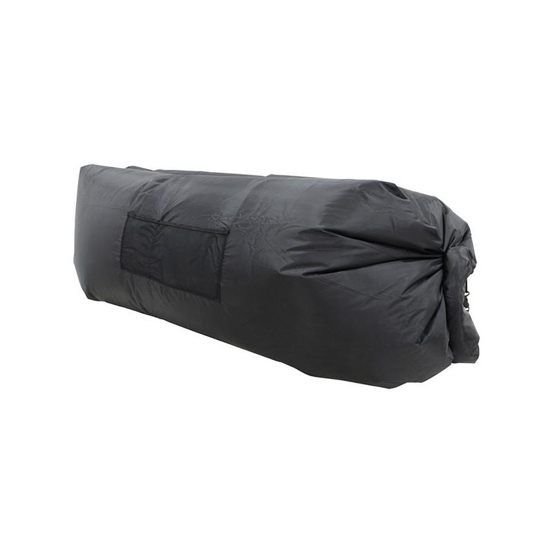 Надувной лежак Lamzac черный