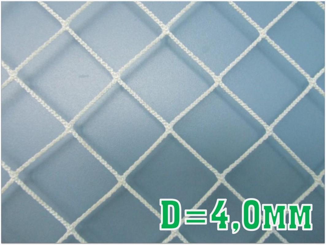 Купить Сетка для мини-футбольных ворот SG профи d=4,0мм SG-20,