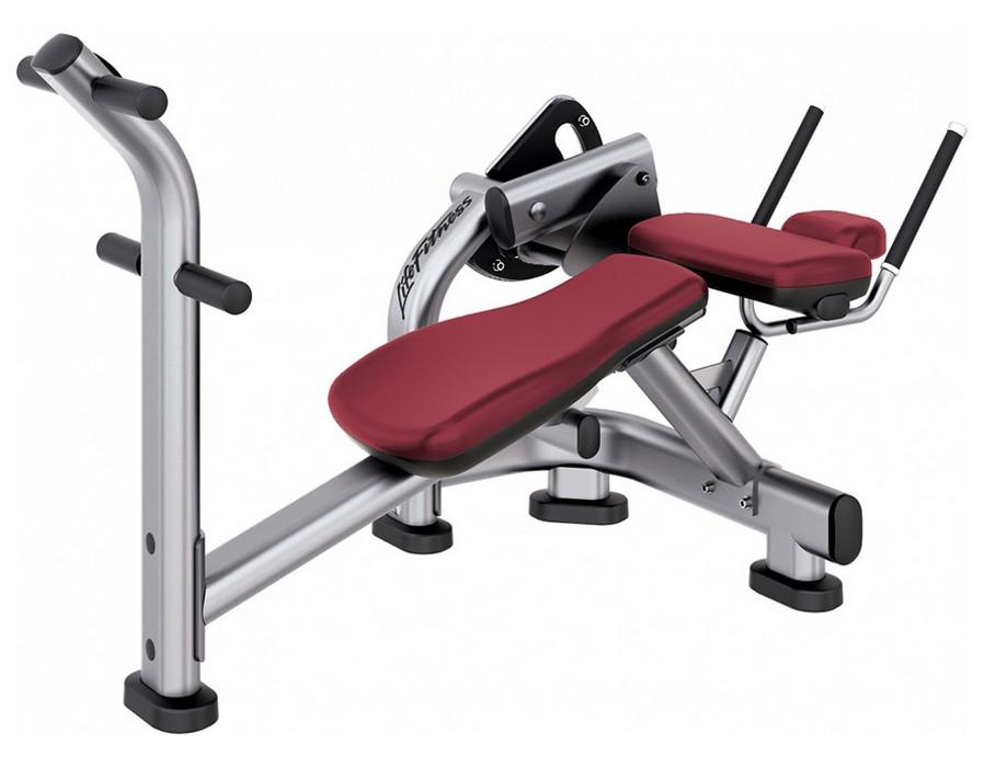 Элитная скамья для пресса Life Fitness SABC