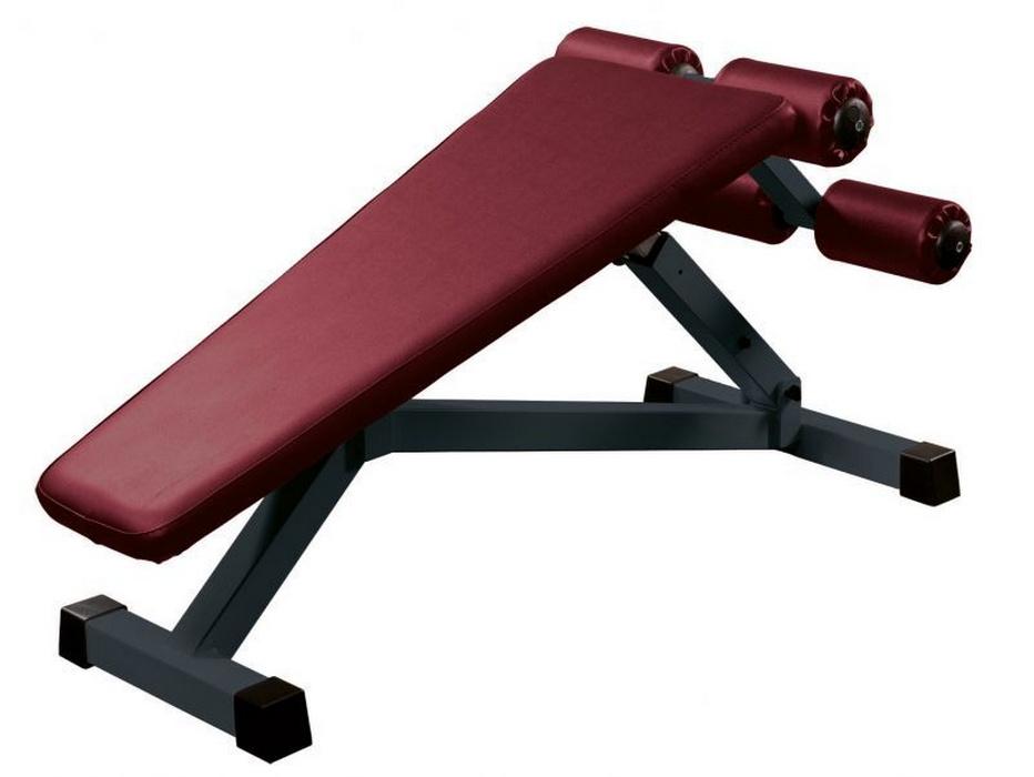 Купить Скамейка для пресса регулируемая Interatletik Gym SТ-311,