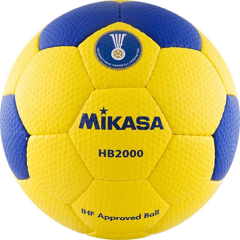 Купить Мяч гандбольный р.2 Mikasa HB 2000,