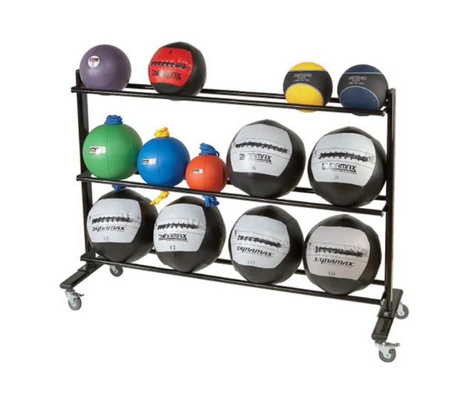 Стойка под медболы Perform Better Extreme Horizontal Medicine Ball Rac PB\3212-01\BK-00-00
