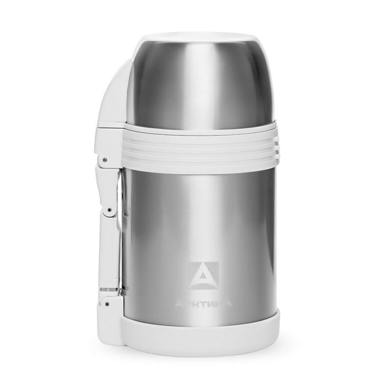 Термос бытовой, вакуумный, питьевой 2 л Арктика 205-2000, серебристый термоконтейнер арктика 2000 30 л зеленый