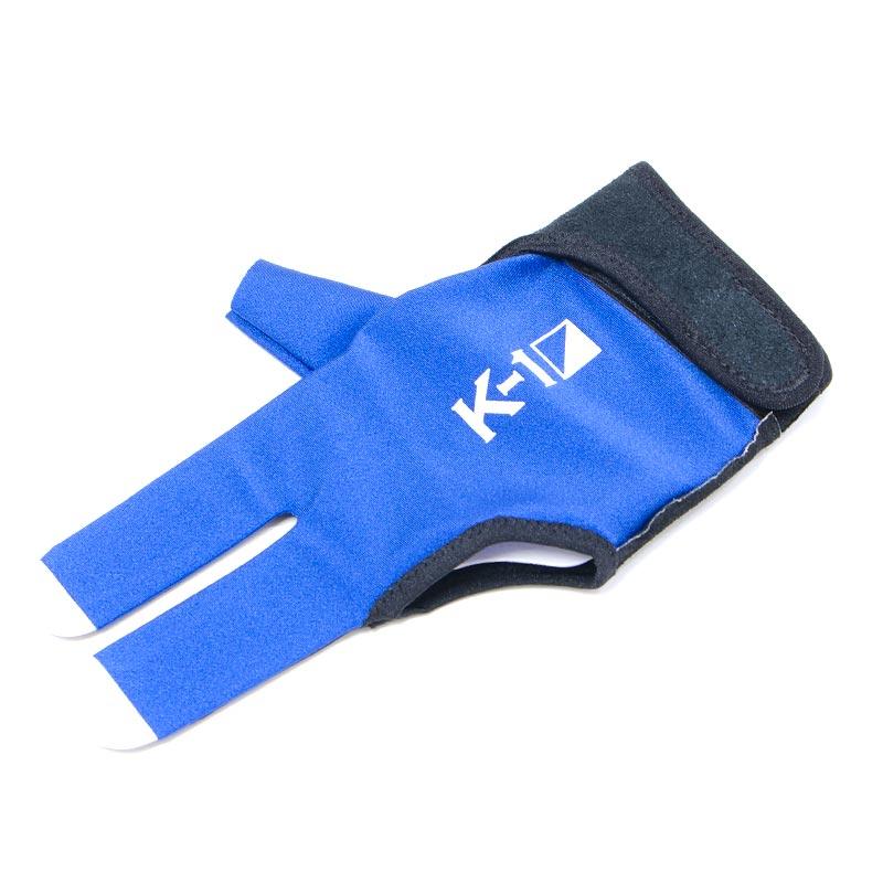 Перчатка бильярдная K-1 ( вставка кожа) 45.250.03.