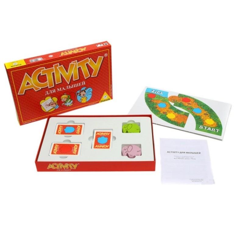 Купить Настольная игра Activity для малышей Piatnik 776441, Настольные игры