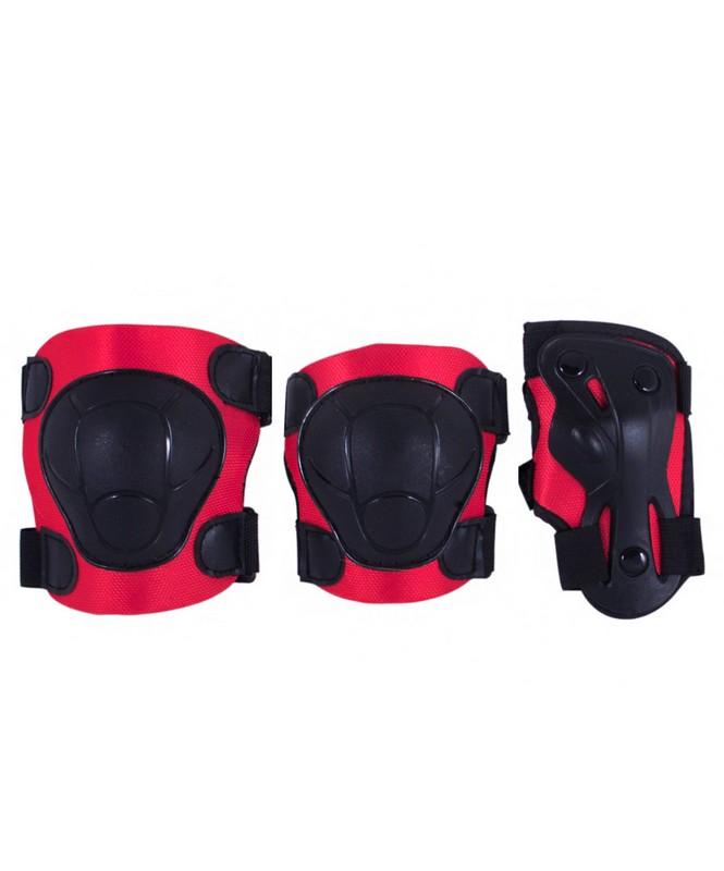Комплект защиты Ridex Armor красный