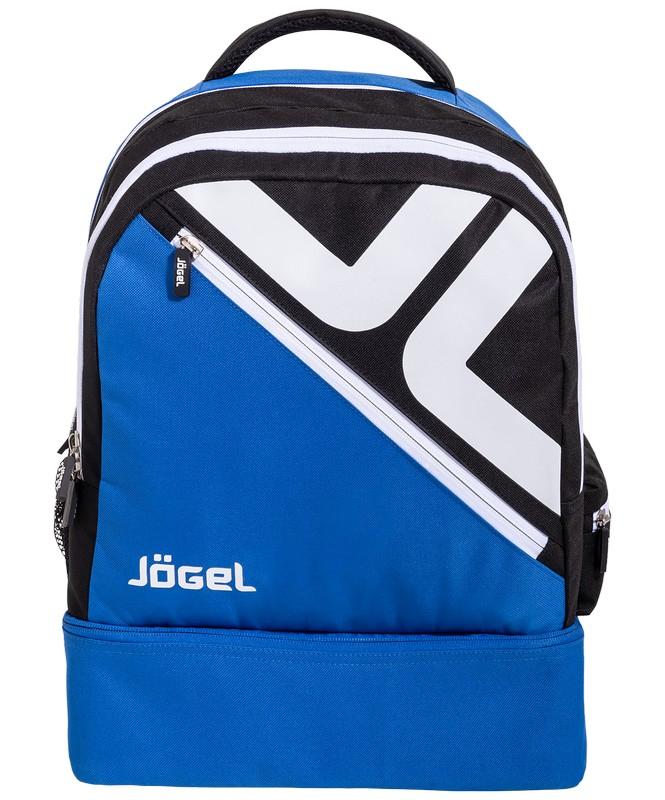 Рюкзак J?gel JBP-1903-761 синий\черный\белый, L