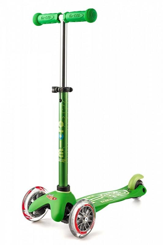 Самокат Micro Mini Deluxe Green