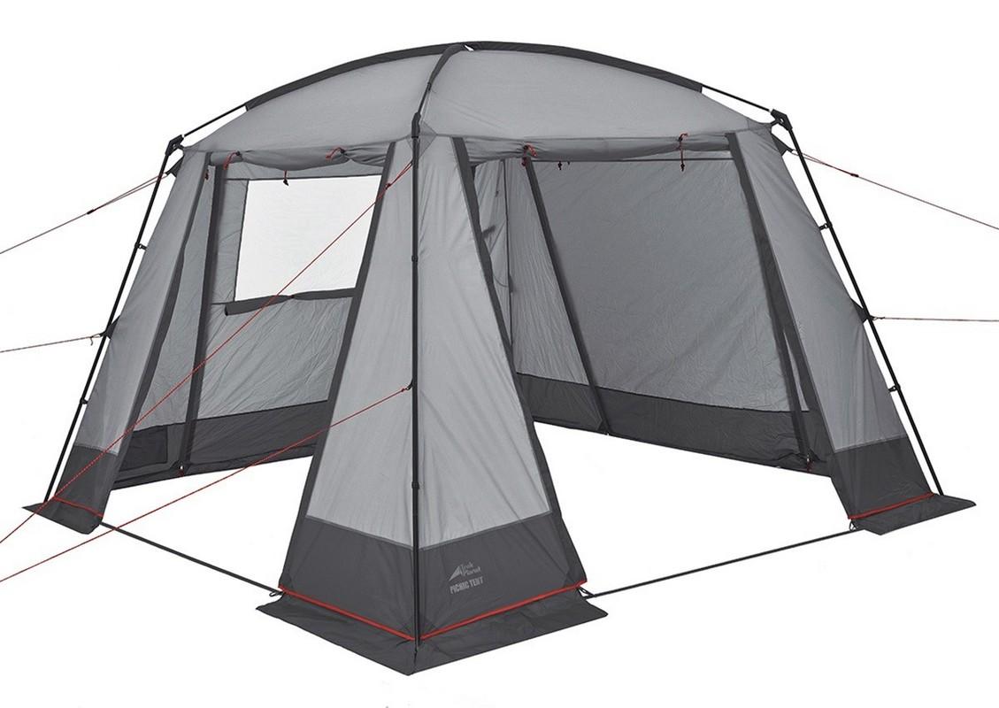 Тент Trek Planet Picnic Tent 70292 серый\ темно-серый