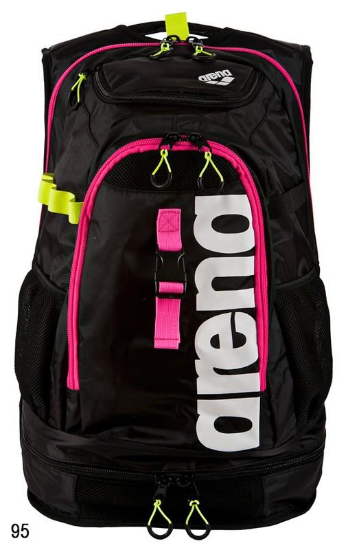 Рюкзак Arena Fastpack 2.1 black/fuchsia/white (1E388 95) черн/роз.