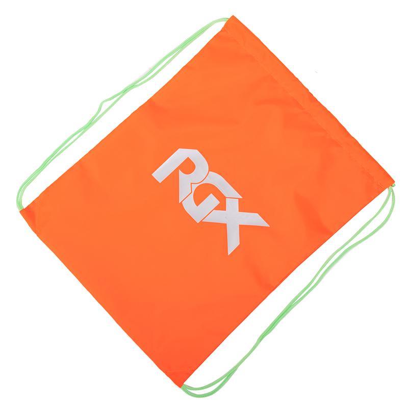 Мешок для сменной обуви RGX BS-002 40x50 см. оранжевый