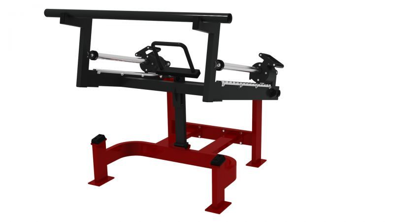 Тренажер для приседаний V-Sport KF807,  - купить со скидкой