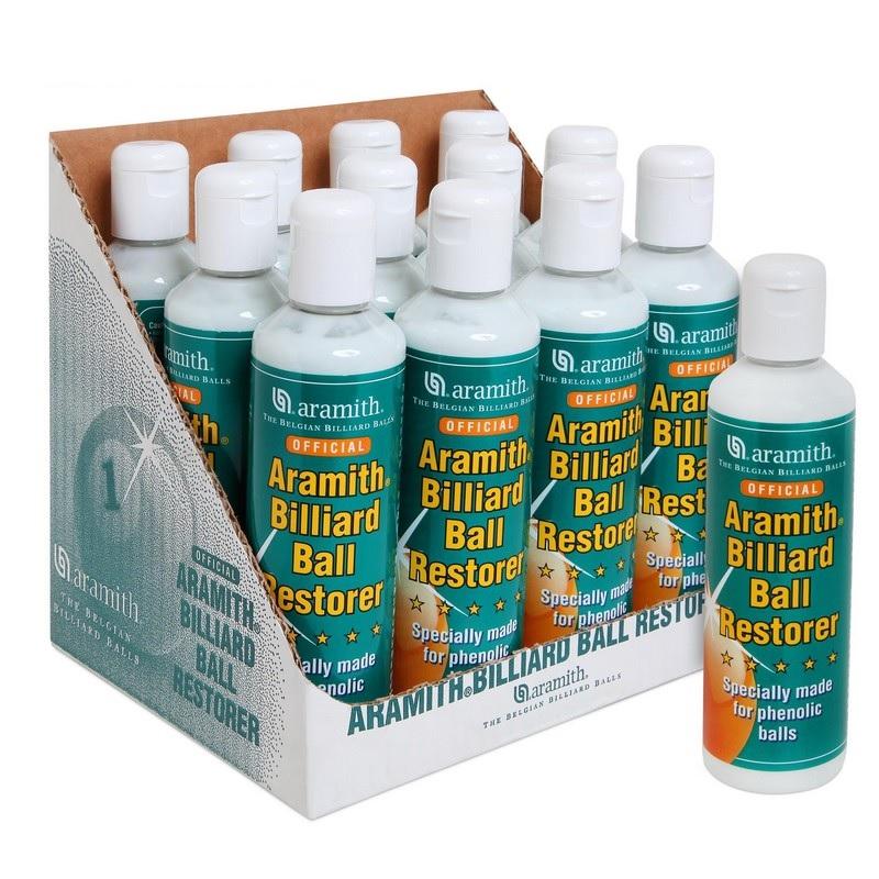 Купить Средство для реставрации шаров Aramith Ball Restorer 250мл 12шт 00067,