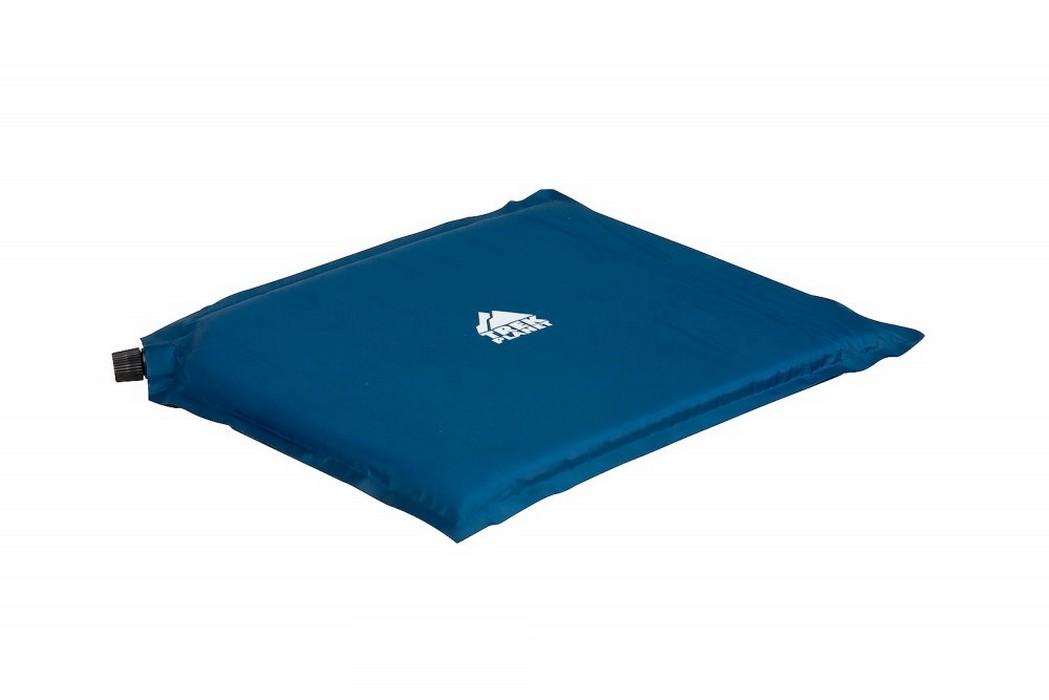 Сидение самонадувающееся Trek Planet синий Camping Seat 70416