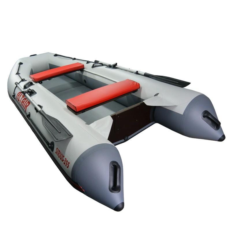 Надувная лодка ПВХ Altair Sirius 315 Airdeck фото