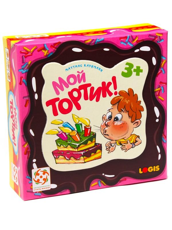 Купить Настольная игра Стиль Жизни Мой тортик, Настольные игры