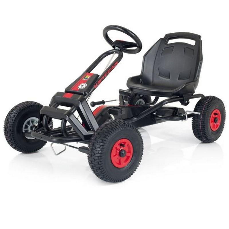 Детская педальная машина Kettler Кettkap Barcelona Air T01050-0000, Веломобили  - купить со скидкой