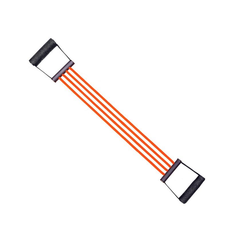 Эспандер плечевой Body Form BF-ESH01 170-180 см 8 кг эспандер плечевой 2 латексных жгута hawk hkce5033